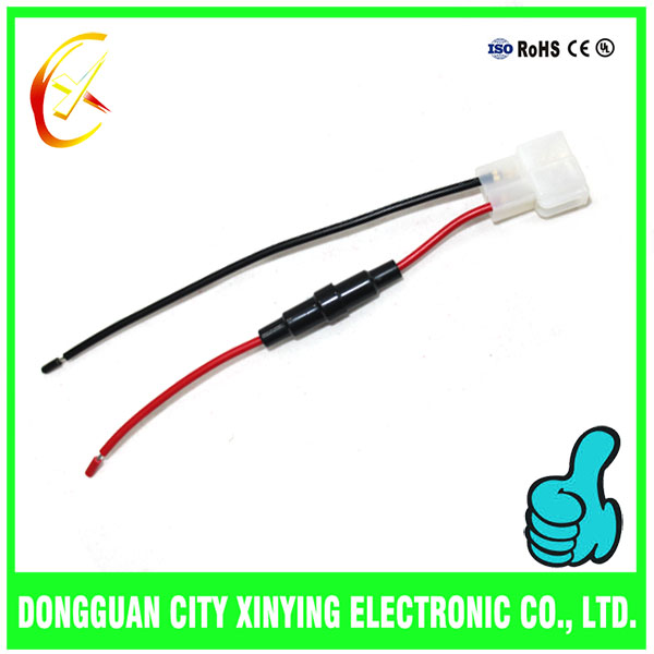 OEM custom made semi stripped cable assembly