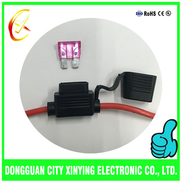 OEM custom made fuse cable assembly for auto