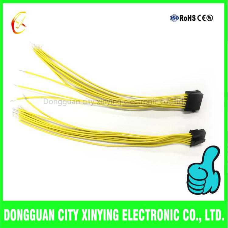 68_1 12 pin 3 0mm molex connector male to female wire harness