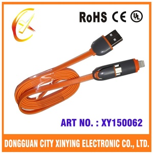 OEM Custom made different types USB Cable