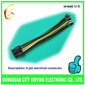 OEM custom made electrical cable assembly title=