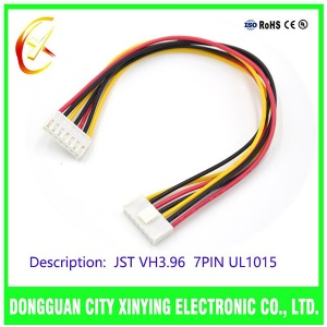 OEM custom made VH 3.96mm cable assembly