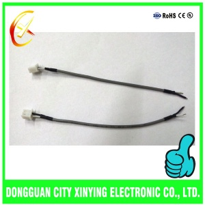 OEM custom made 2.54mm pitch connector cable assembly title=