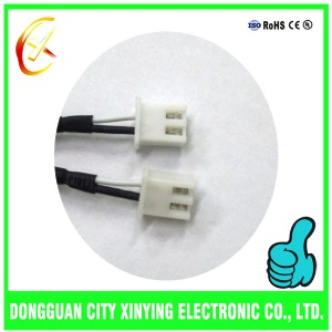 OEM custom made 2.54mm pitch connector cable assembly