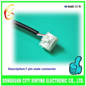 OEM custom made 4.00mm pitch connector cable assembly