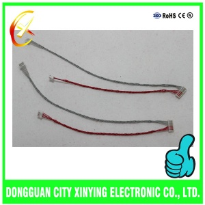 OEM custom made ultra thin terminal connector cable assembly