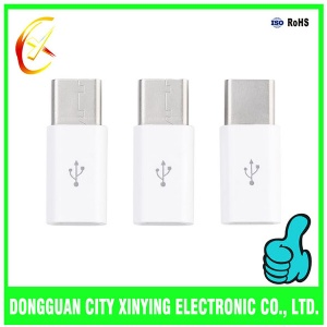 Oem wholesale factory price USB type c to micro USB 2.0 converter connector