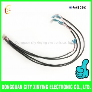 2.54mm 2510 Connector And Cold Pressing Terminal Wire Harness