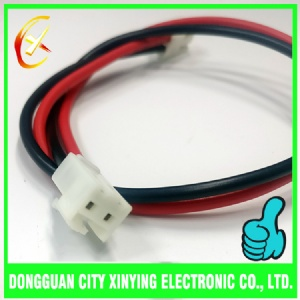 2 pin 3.96mm JST connector male to female wire harness